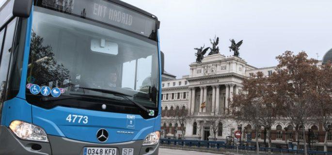 Mercedes Madrid