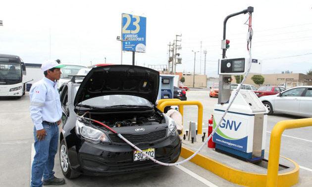 Guvernul peruan anunta un program de finantare cu dobanda redusa a conversiilor auto la CNG