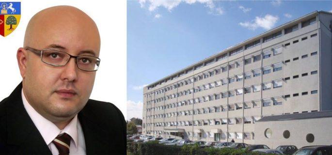 Constantin Radulescu spital