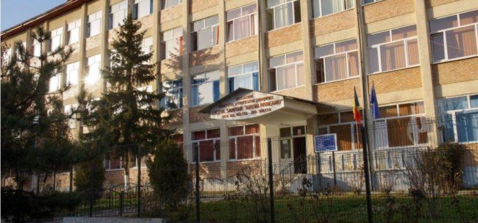 Liceul Antim Ivireanul