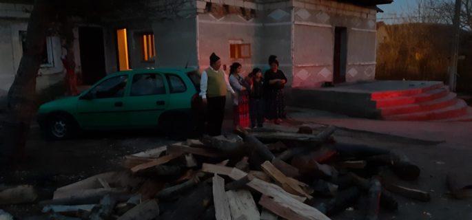 lemne foc