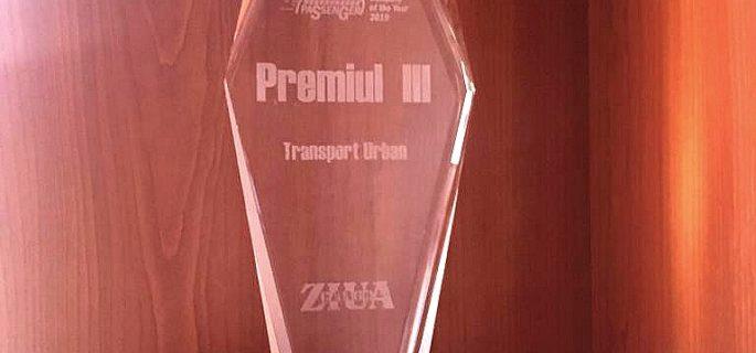 """""""Ziua Cargo"""" Premiul ETA"""