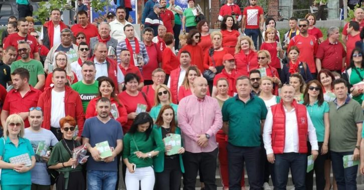 Alianta Binelui (PSD si PER) va invinge la Valcea!