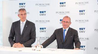 OMV Porsche Holding CNG