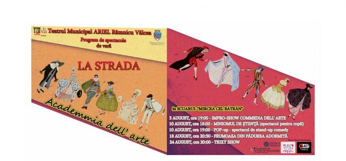 La Strada Teatrul Ariel Valcea