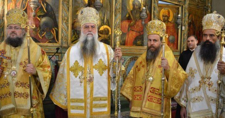 Înaltpreasfințitul Arhiepiscop Varsanufie a participat la sărbătorirea Sfântului Sofronie Vrachanski, Patriarhia Bulgară