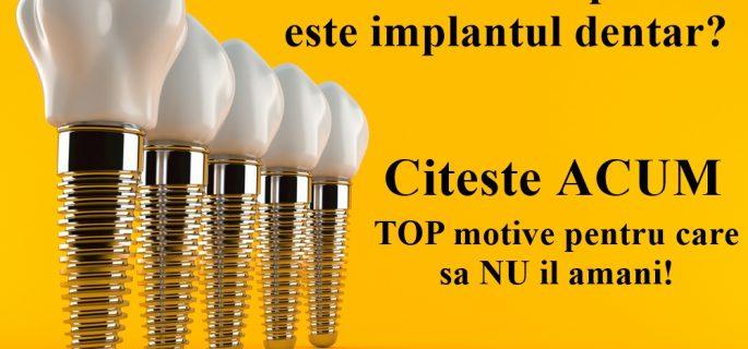 implant dentar - cover