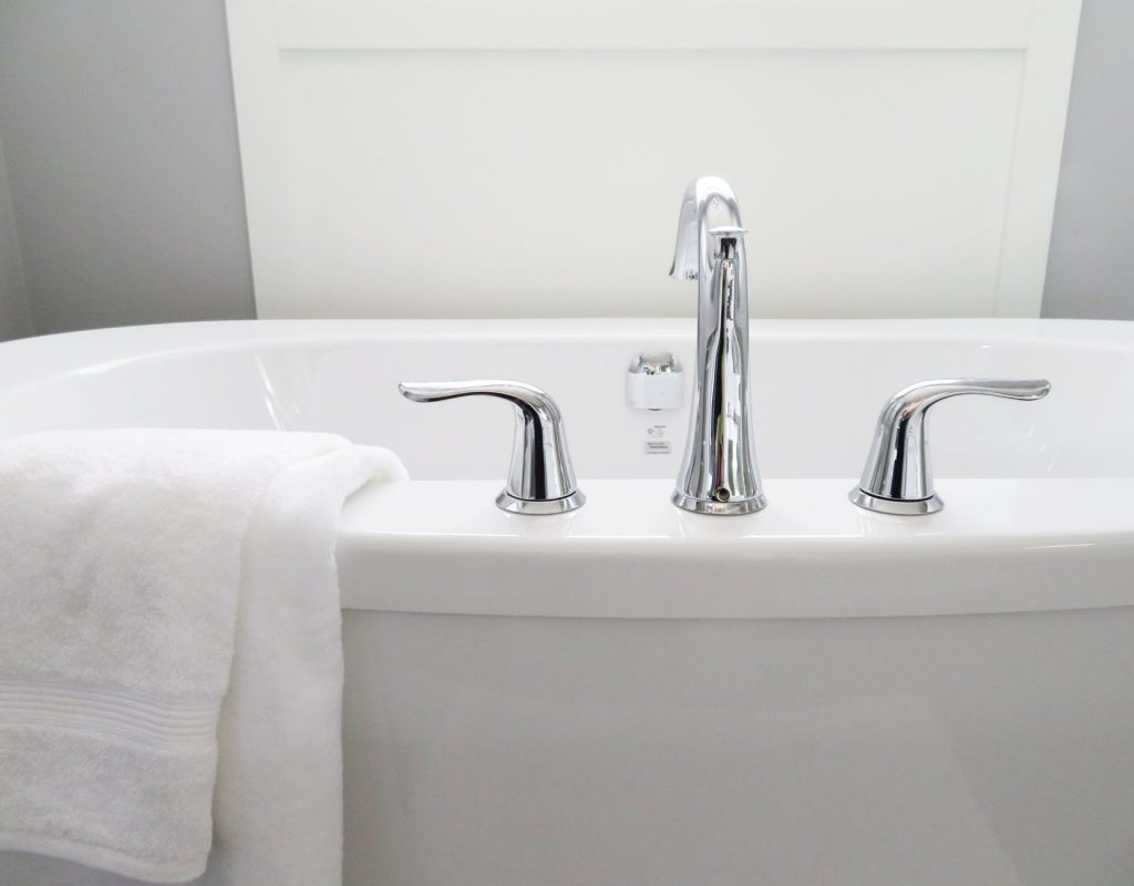 robinet baie