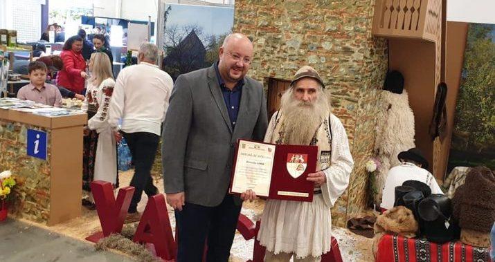 Constantin Radulescu: Județul Vâlcea, promovat la Târgul de Turism al României!