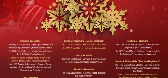 Afis - Decembrie Magic 6.cdr