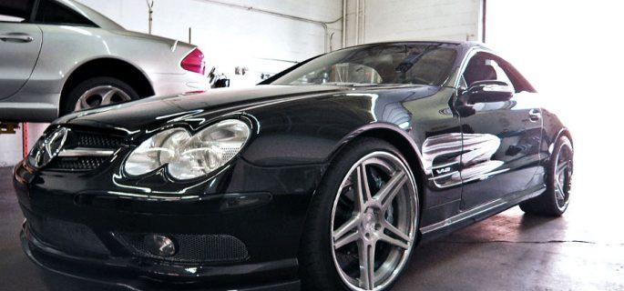 Mercedes CNG