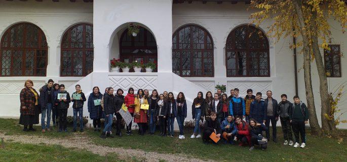 Muzeu Nicolae Balcescu copii
