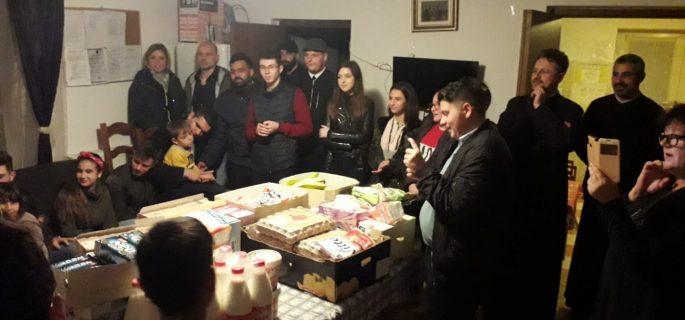 activitati filantropice ARhiepiscopia Ramnicului