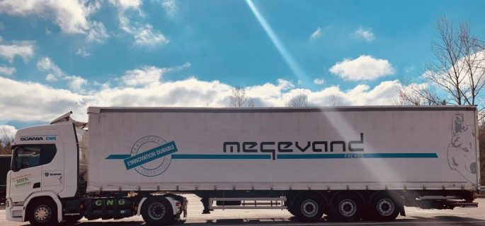 camion CNG