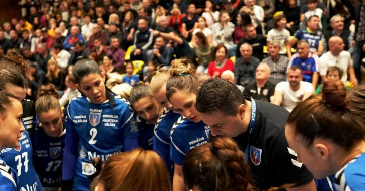 SCM Ramnicu Vâlcea s-a calificat între cele mai bune 12 echipe din Europa!