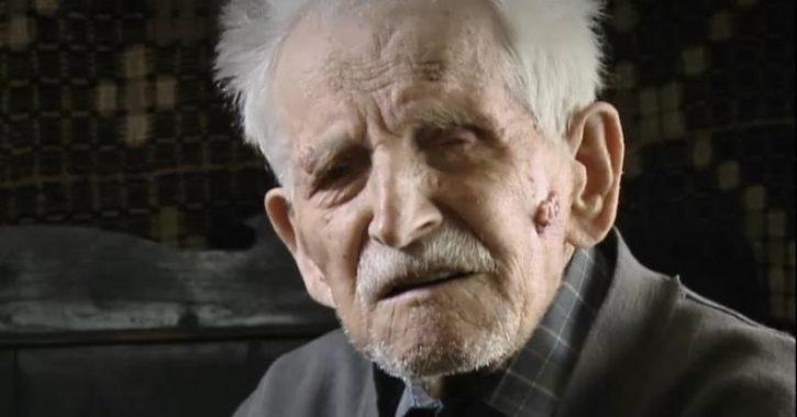 Cel mai batran valcean: Aurică Antonie, eroul de 105 ani al Valcii si al României!