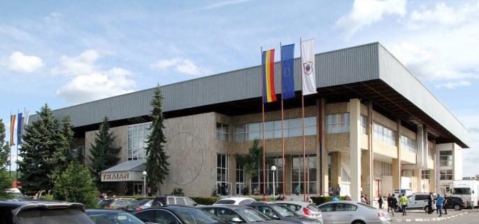 Sala Sporturilor Traian