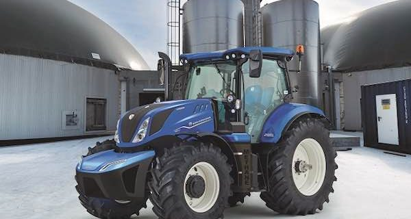 tractor CNG