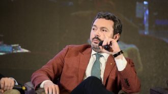 Razvan Nicolescu, Executive Lead Advisor Deloitte, participa la conferinta ZF Power Summit 2016, organizata de Ziarul Financiar, in Bucuresti, luni, 22 februarie 2016. MIHAI DASCALESCU / MEDIAFAX FOTO