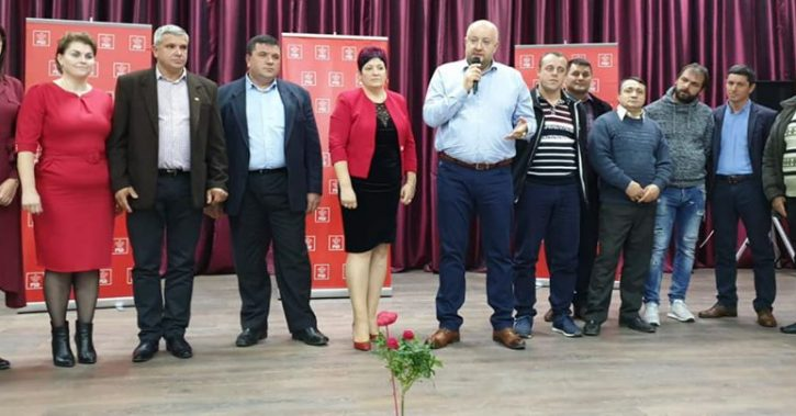 Aurora Măgură, candidat PSD pentru funcția de primar al comunei Popești