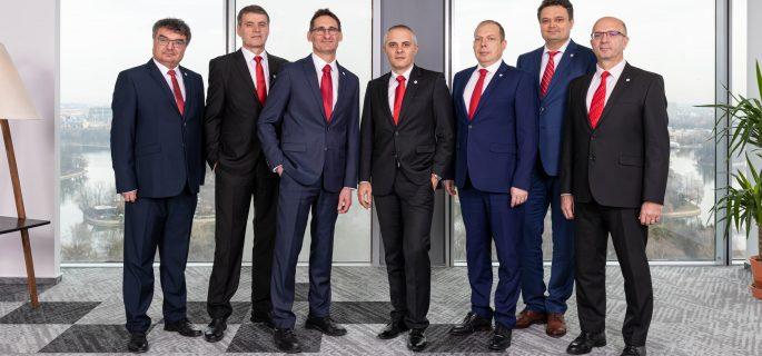 Echipa Chimcomplex - de la stanga la dreapta - Dumitru Coman, Victor Avram, Tivadar Runtag, Armand Sirbu, Adrian Dumitriu, Daniel Prisacariu, Serghei Gheorghe