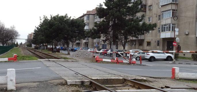 bariera str_ Mihai Eminescu