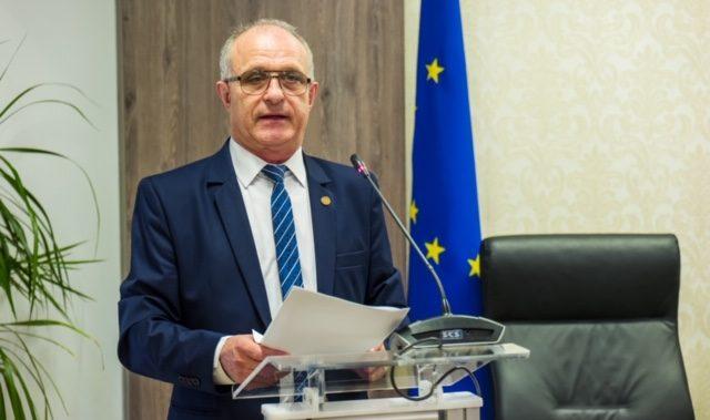Donatie a deputatului PSD Vasile Cocos pentru Spitalul Judetean Valcea