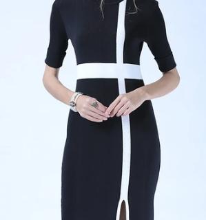 Modele noi de rochii elegante 2
