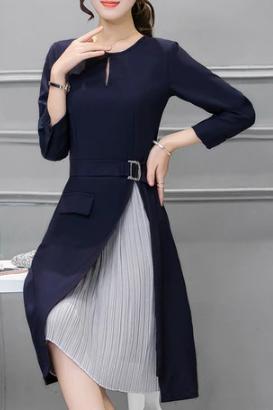 Modele noi de rochii elegante 4