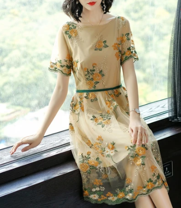 Modele noi de rochii elegante 5