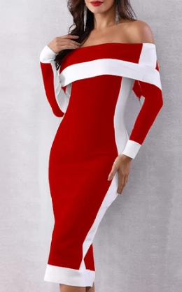Modele noi de rochii elegante 8