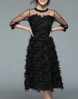 Modele noi de rochii elegante 9