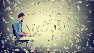 Petreci mult timp online Iată 5 metode de a face bani din asta-min