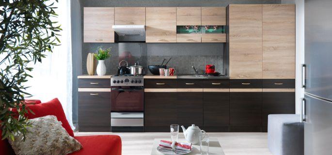 Mobilă bucătărie ACAJU din magazinul online mobilă și mobilier ACAJU