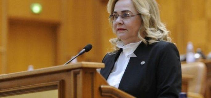 Daniela Otesanu Parlament