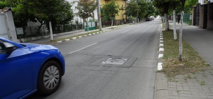 1. strada Mihai Viteazu