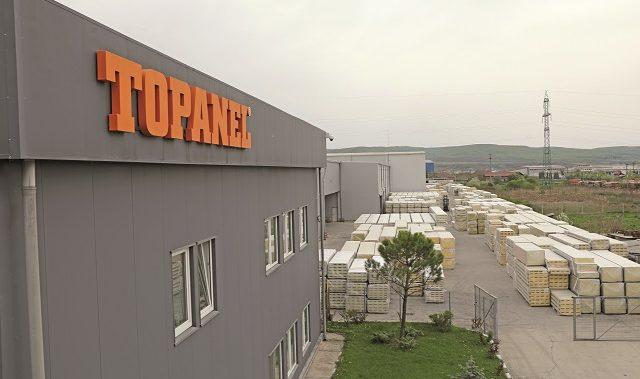 Topanel, producător de panouri termoizolante: Finalizăm în septembrie o investiţie de peste jumătate de milion de euro