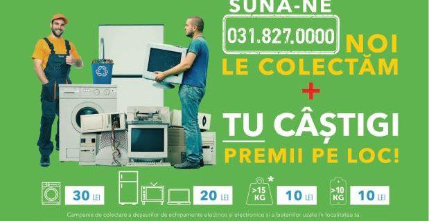 Romania recicleaza! - Valcea