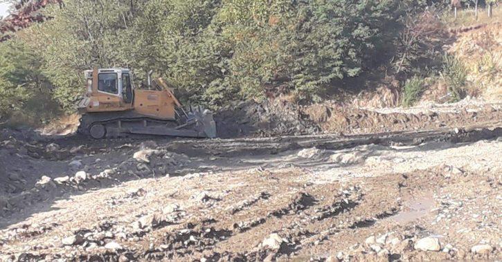 Victor Stanculescu, director ABA Olt: SC CIVIL SPEED SRL a exploatat ilegal agregate minerale din albia minoră a cursului de apă Sălatrucel. S-a intocmit dosar penal!