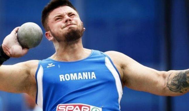 Atletul vâlcean Rareș Toader a cucerit aurul la Cupa Europeană