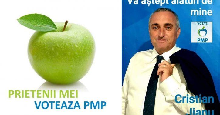 Cristian Jianu (PMP): TOȚI PENTRU RÂMNIC!