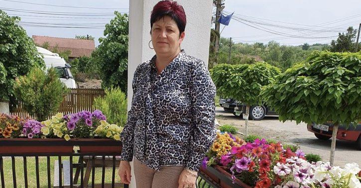 Una dintre prioritățile primarului localității Popeşti, Aurora Măgură este extinderea canalizării în satul Urşi