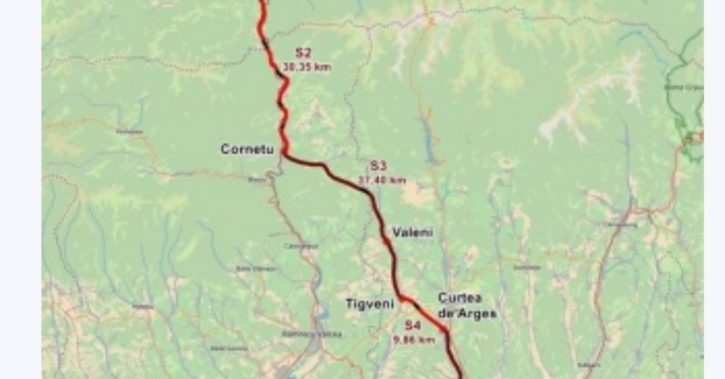 Autostrada Sibiu – Pitești – Bătaie mare pe cel mai scump tronson licitat vreodată în România: 15 oferte depuse de la firme din Europa, Turcia și China