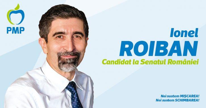 Ionel Roiban, candidat PMP la Senat: PMP susține refacerea din temelii a sistemului de educație actual