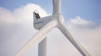 Getriebelose Anlagen für Frankreich / Gearless wind turbines for France
