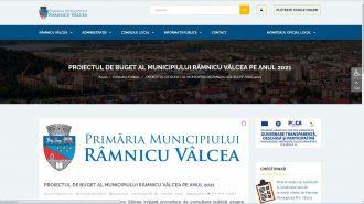 screenshot proiect buget
