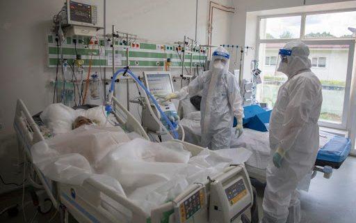 terapie intensiva Covid