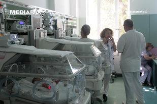 Secţia de neonatologie a Spitalului Judeţean Vâlcea a fost renovată de părinţii dintr-o comunitate online