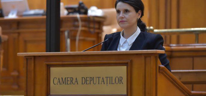 Loredana Predescu Parlament