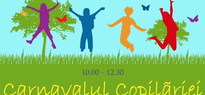 Afis Ziua Copiilor 2021